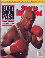 Sports Illustrated 1989 Heavyweight George Foreman NL