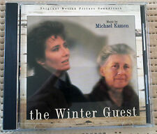 THE WINTER GUEST, ORIGINAL SOUNDTRACK CD, MICHAEL KAMEN, MINT