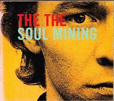 THE THE - Soul Mining CD 2002 Matt Johnson ' I've Been Waiting For Tomorrow'