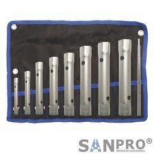 8 piezas Llave conector tubería Set 6 x 7 - 20 22 mm de vaso tubo
