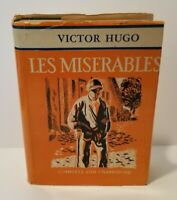 LES MISERABLES  Victor Hugo  Modern Library GIANTS  Complete and Unabridged HCDJ