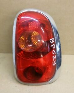 1 GENUINE MINI COUNTRYMAN R60 RIGHT REAR TAIL LAMP LIGHT & CHROME 9808154