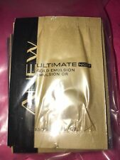 Avon Anew Ultimate Night Gold Emulsion .04 fl oz Samples (2)