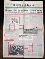 WW2-BELLA FOTO DI PIAZZA VENEZIA X IL DISCORSO DEL DUCE- DEL 06-05-1943 N.1875
