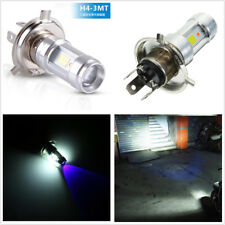 36W H4 3000LM LED Motorcycle Headlight Bulb 6500K High-Low Beam Lamp Dual Color