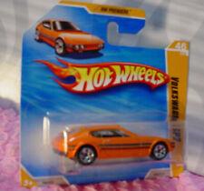 2010 i Hot Wheels VOLKSWAGEN SP2 #46 short☆Orange VW; 5sp☆ Premiere