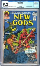 New Gods #7 CGC 9.2 1st app. of Steppenwolf! Justice League: The Snyder Cut!L@@K