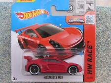 Hot Wheels 2015 #151/250 Mastretta MXR Rojo FUNDICIÓN 2014
