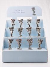 Birthstone Fairy Pewter Figurine set of 12 Months - 12 Fairies Wholesale