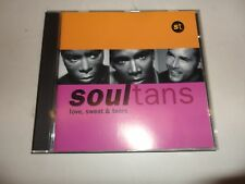 CD  Soultans - Love,Sweat and Tears