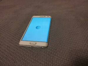 Samsung Galaxy Note Edge SM-N915A - 32GB - Frost White (AT&T)