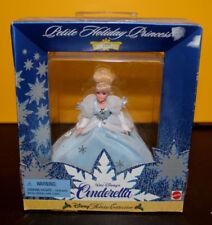 Mattel Disney's Cinderella Petite Holiday Princess 1998 - NIB Vintage