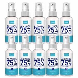10x Hände Desinfektionsspray Desinfektionsmittel 60ml HygieneSpray  Bakterien