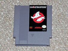 Ghostbusters Nintendo NES Cartridge