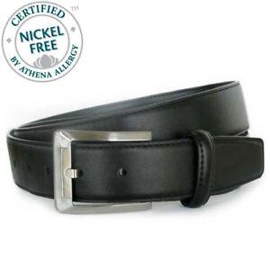 Nickel Smart Belt with Titanium Buckle
