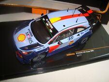 1 43 Ixo Hyundai i20 Coupe WRC #4 #5 Rally Spain 2017