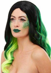 Reptile Aqua Make Up Kit Gems & Glitter Adults Fancy Dress Accessory