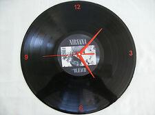 NIRVANA Bleach VINYL LP  Wall Clock