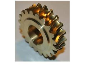 John Deere AM123350 724D 826D Auger Gear Bronze