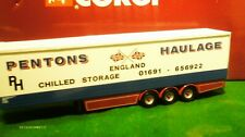 Corgi Heavy Haulage Modern Trucks Pentons  Fridge Trailer Only 1/50