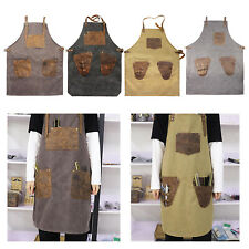 Barber Apron Hairstylist Styling Hair Cutting Hairdressing Cape Adjustable