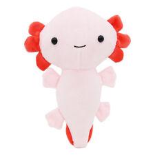 7.8Inch Cute Axolotl Plush Toy Handmade Animal Stuffed Doll for Kids Gift