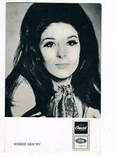 Bobbie Gentry - Autogrammkarte / Foto-Karte, 9,5 cm x 14,5 cm