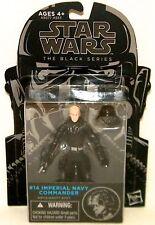 "Star Wars IMPERIAL NAVY COMMANDER #14 2015 Black Series 3.75"" Action Figure"