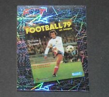 N°4 COUVERTURE 1979 FRANCE PANINI FOOTBALL FOOT 2006 2005-2006