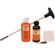 Hoppes .40 Caliber Pistol Cleaning Kit Gun Cleaner, Rod, Cleaner, Lube, Brush