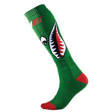 O'Neal Pro Bomber MX Socken Einheitsgröße grün 2018