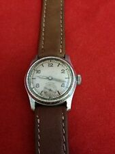VINTAGE BREVET WRIST WATCH 15 JEWELS SWISS MADE RUNS & STOPS 217547
