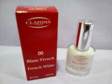 CLARINS VERNIS A ONGLES BLANC FRENCH 00 - FRENCH WHITE / SMALTO BIANCO 00 - 10ML