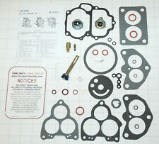 1934-57 CARB KIT HOLLEY 2 BARREL FORD TRUCK AA1 MODEL ENGINE 6 CYL - NEW!