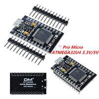 3.3V/5V 8/16MHz Pro Micro ATMEGA32U4 USB Controller Board Bootloader for Arduino