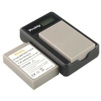 PS-BLS5 BLS5 battery / charger For Olympus PEN PL2 PL5 PL7 OM-D E-M10 II Stylus1