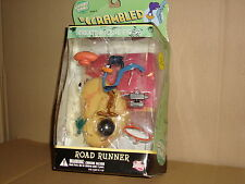 ROAD RUNNER LOONEY TUNES BY DC DIRECT SCRAMBLED ACHES ACTION FIGURE SERIES 2