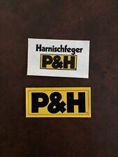 New listing nice joy/ P&H mining stickers