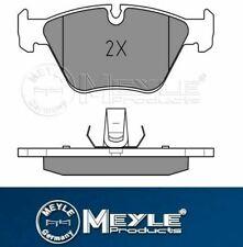 BMW E46 330 3 Series Set of Front Brake Pads Meyle manufactured 34116779652