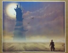 "Stephen King The Dark Tower 30""x 24"" Book Poster The man in black The Gunslinger"