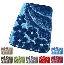 Tappeto bagno antiscivolo TESSITURA 3D moderno multiuso scendiletto mod.PAROS