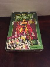 1993 Defiant Plasm Zero Issue Factory Sealed Trading Card Box 36 Packs