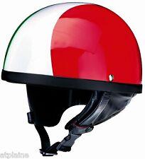 CASQUE BOL Fibre de verre et Cuir - ITALIA - Taille XL