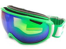 BOLLE LO ZAR Premium Neve Occhiali Da Sci Verde Opaco/Verde Smeraldo Specchio 21444