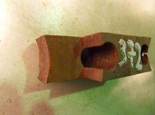 3 Backen Blockbacken Aufsatzbacken f. Dreibackenfutter Drehmaschinenfutter #0372