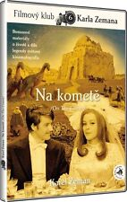 on The Comet NA Komete 1970 Czech Sci-fi Karel Zeman DVD PAL All
