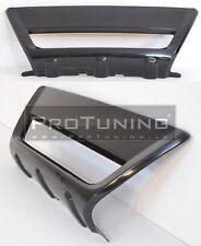 Volvo XC60 08-13 Front Bumper spoiler R design Valance addon Chin bodykit R line
