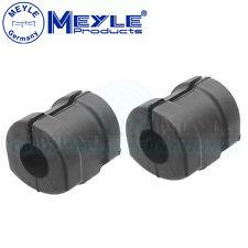 2x Meyle anti roll bar buissons essieu avant gauche et droite (inner) no: 314 615 0007