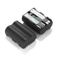2 PACK BP-511A Battery for Canon BP-508 BP-511 BP-512 10D 20D 30D 300D 40D 50D