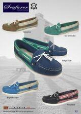Chaussures en cuir pour femme